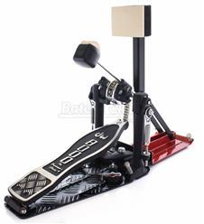 Pad de Estudo de Bumbo Torelli TEB15 Pratique com Pedal Single ou Duplo