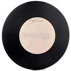"""Pad de Estudo Nevada Drums 12"""" com Tonalidade de Nota Musical"""