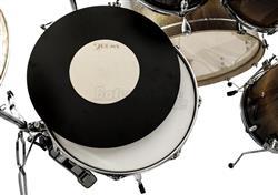 """Pad de Estudo Nevada Drums 14"""" com Tonalidade de Nota Musical"""