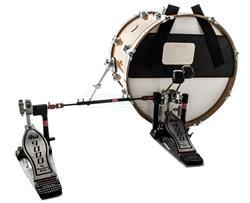 """Pad de Estudo Nevada Drums para Bumbo 22"""" com Tonalidade de Nota Musical"""