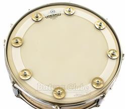 """Pandeirola de Caixa AP Drums Ching Ring 14"""" para colocar sobre a pele e criar efeitos"""
