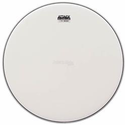 "Pele Attack Drumheads 1-Ply Medium Coated 15"" Filme Único Porosa DHA15C"