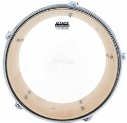 "Pele Attack Drumheads 2-Ply Thin Skin Clear 06"" Filme Duplo Transparente Mais Fino DHTS2-6"