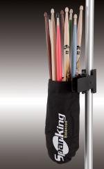Porta Baquetas Spanking Bolsa com Clamp para 6 Pares ou Mais (112600)