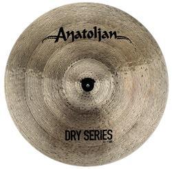 """Ride Anatolian Dry Series 20"""" Dark Slot Handmade Turkish"""