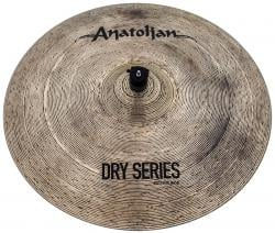 "Ride Anatolian Dry Series Thin 22"" Dark Slot Handmade Turkish"
