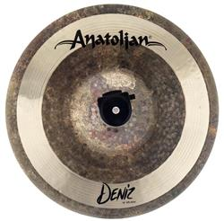 "Splash Anatolian Deniz 10"" Raw Natural Hybrid Handmade Turkish"