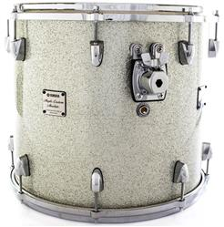 "Surdo 16"" Yamaha Maple Custom Absolute Silver Sparkle 16x13"" (Liquidação)"