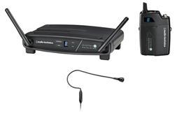 Transmissor Audio-Technica System 10 ATW-1101/H92 com Receptor Sem Fio Headset - FREQ. 2.4 GHZ