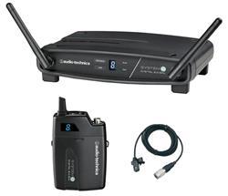 Transmissor Audio-Technica System 10 ATW-1101/L com Receptor Sem Fio Lapela - FREQ. 2.4 GHZ