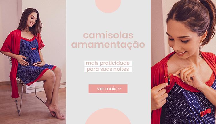 Mobile - Camisola amamentacao