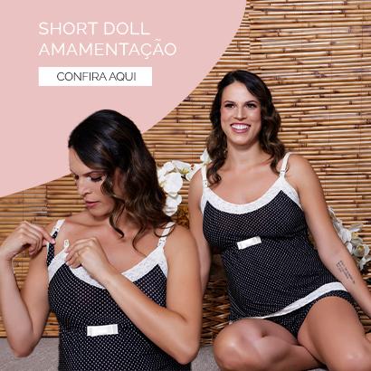 Desktop - Short Doll