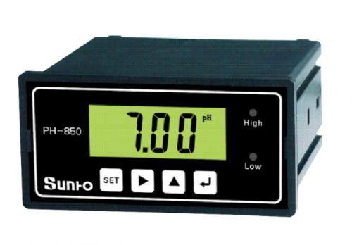 Medidor De pH em Linha pH-850