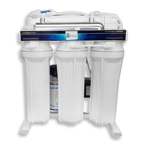 Osmose Reversa ORBC-10UVC 110V 6 Etapas - Automático - 10 litros/hora