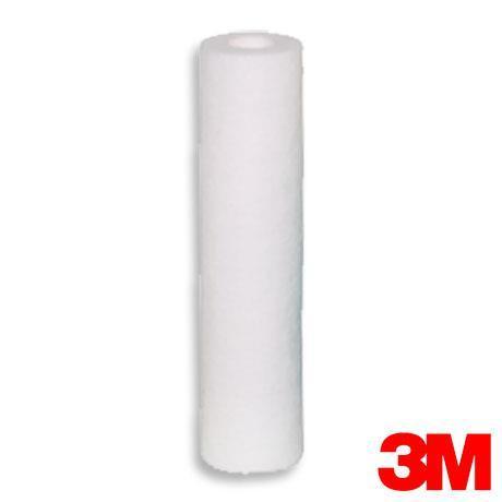 "Polipropileno Liso 10"" De Altura 2.1/2"" de diâmetro Cuno PP109U 3 MIicrons 3M"