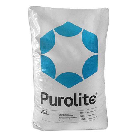 Resina Aniônica Purolite PFA300 - 25 Litros