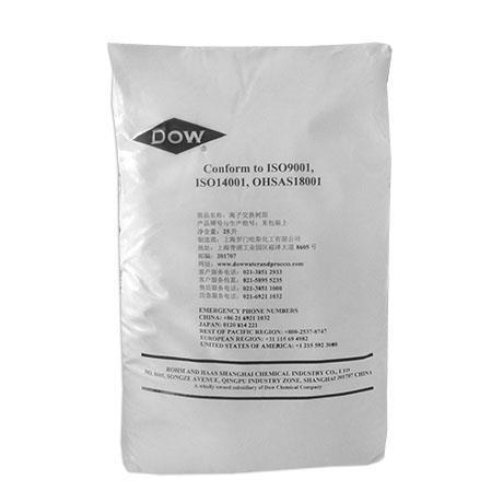 Resina Catiônica Dow Amberlite IR120 - 25 Litros