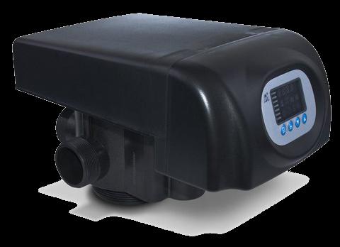 Válvula Automática para Filtro F75A1 bocal 4 até 10M3/H TIME