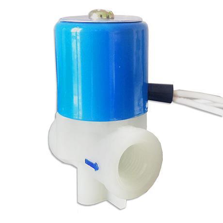 Válvula Magnética Elétrica - Solenóide