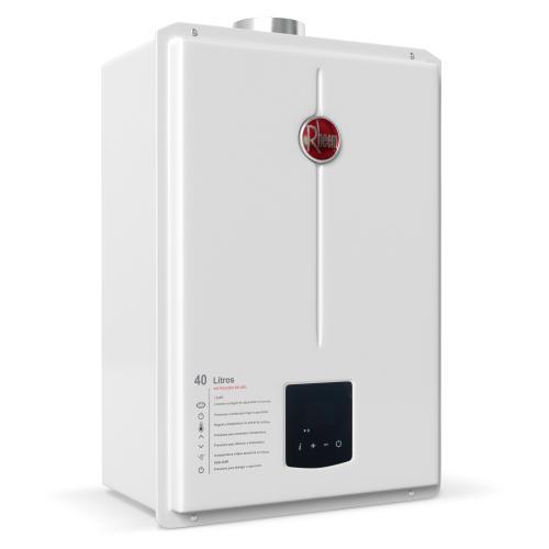 Aquecedor de Água à Gás RHEEM 40 Litros/min