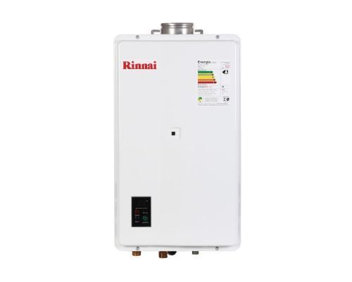 Aquecedor de Água à Gás RINNAI REU 2402FEH 32,5 Litros/min - ENTRE EM CONTATO PARA OFERTAS ESPECIAIS
