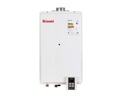 Aquecedor de Água à Gás RINNAI REU 2802 FEC  35 Litros/min - ENTRE EM CONTATO PARA OFERTAS ESPECIAIS