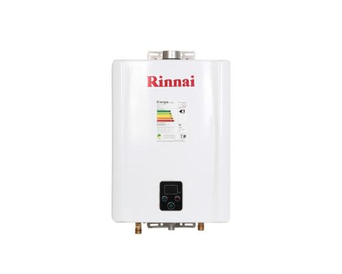 Aquecedor de Água à Gás RINNAI REU E 17 FEH  17 Litros/min - ENTRE EM CONTATO PARA OFERTAS ESPECIAIS