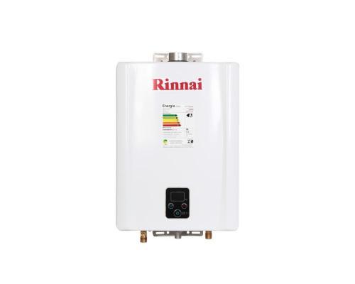 Aquecedor de Água à Gás RINNAI REU E 21 FEH 21 Litros/min - ENTRE EM CONTATO PARA OFERTAS ESPECIAIS