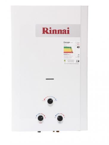 Aquecedor de Água à Gás RINNAI REUM 090 CFHB  -  9 Litros/min